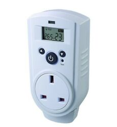 Thermostat – Plug in Thermo Guard Digital Control TH-928T Greenhouse Shed Garage