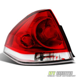2006-2013 Chevy Impala Tail Light Brake Lamp Replacement Left Driver Side 06-13