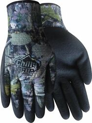 Chilly Grip Woodland Camo Thermal Multi-purpose Glove 3 Pack Ta327wc