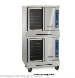 NEW Double Deck Gas Convection Oven Imperial ICV-2 #4560 Commercial NSF Bakery