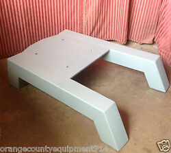 New 60 Qt Hobart Classic Mixer Legs Base 1811 80 Planetary Steel Style Square