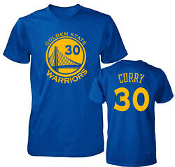 Golden State Warriors Stephen Curry Jersey Menand039s T Shirt