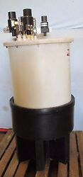 Graco 222698 Series D11a Agitator/mixer W/ Chem-tainer Plastic Container