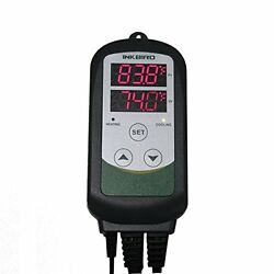 Temperature Controller Homebrewing Beer Wine Cellar Greenhouse Terrarium Ferment