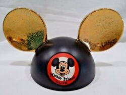 Wdcc Honorary Ears Mickey Mouse Club Signed Le 650-signed