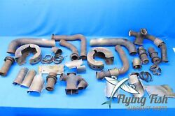 Continental Tsio-520 Cessna 401 Exhaust And Turbo Accessories 19613