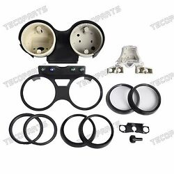 Meter Clock Speedo Covers With Inner Assembly For Yamaha Ybr 125 Ed 2005-2006