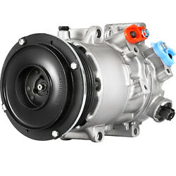 Ac A/c Compressor Fit For Toyota Rav4 2006-2008 Fit For 2007-2009 Camry 2.4l L4
