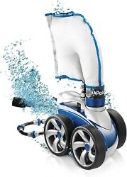 Polaris 3900 Sport Inground Pressure-side Swimming Pool Cleaner W/ Hose F6