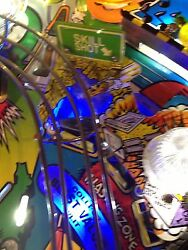 Blast Zone Light For Red And Ted's Road Show Pinball Roadshow - Interactive W/game