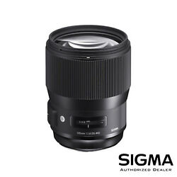 Sigma 135mm F1.8 Dg Hsm Art Lens For Canon Ef Usa Authorized