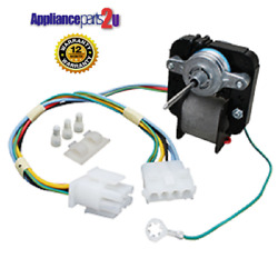 5303918549 *NEW* REPLACEMENT FOR FRIGIDAIRE REFRIGERATOR - EVAPORATOR FAN MOTOR