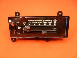 Chevy GMC Truck AC Control 83-87 Air Conditioning Climate Control