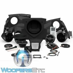 Rockford Fosgate X317-stage4 Audio Kit For Select Can-am Maverick X3 Models New