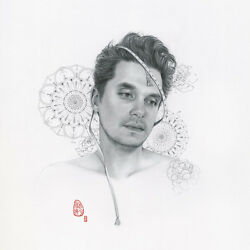 John Mayer - The Search For Everything [new Vinyl Lp] 180 Gram Download Insert