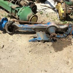 Ford - New Holland Front Axle Apl-1551 Zp1927500 For 7700