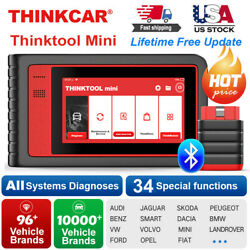E-iscan OBD2 Scanner Bluetooth Full Systsem Special Diagnostic Tool for Android