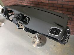 2011 2012 2013 2014 2015 Volvo S60 Dash Panel Dashboard Assembly W/ Airbag
