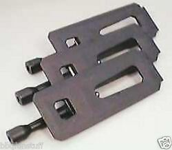 Charbroil Pro Gas Grill Cast Iron Replacement Burner 3 Pack Cich Brand New