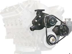 Jones Racing Products 5 Groove Serpentine Drive System Sbc Kit .with Water Pump