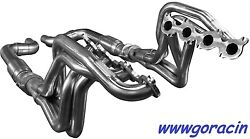 2015 Ford Mustang 1 3/4 Headers Full-lengthstainless Steelwith Catalytic Con