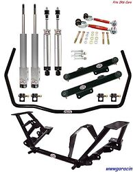 Qa1 Drag Racing Level 1 Suspension Kit Fits 1996-2004 Ford Mustang Irs Cars