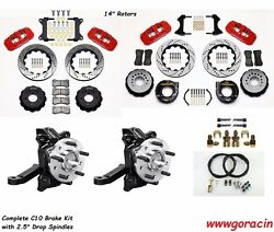 Wilwood Brake Kit 1963-1986 Chevy C1014