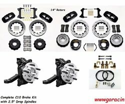 Wilwood Brake Kit 1963-86 Chevy C1014