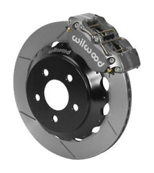 Wilwood Dynapro Radial Front Drag Brake Kit.fits 2015-18 Ford Mustang13 Rotors