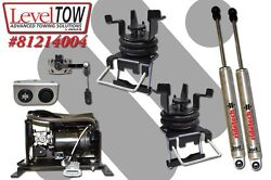 Level Tow Advanced Towing By Ridetechfits 2011-2015 Silveradosierra25003500