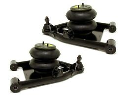 Ridetech Front Coolride Front System Fits 1988-2000 Chevrolet C3500 With Shocks