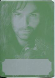 The Hobbit The Desolation Of Smaug Printing Plate Poster Auto At-p Yellow