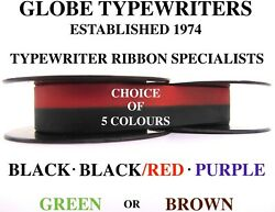 🌎 Smith Corona Clipper Or Carnegie Typewriter Ribbon Choice Of 5 Colours