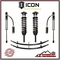 Icon 0-3.5 Lift Stage 2 Suspension System For 2005-2021 Toyota Tacoma