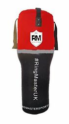 Angle Punch Bag Heavy Genuine Leather Fight Boxing Kick Martial Ringmaster