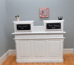 Store Shop Counter Country Shabby Chic Restaurant Desk Reception