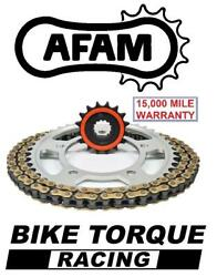 Ducati 1200 Diavel 11-18 Afam Quiet Chain And Sprocket Kit