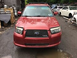 Engine Assembly Subaru Forester 08 82k Miles Tested2.5lsohc