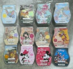 Scentsy Bars Disney Scents NEW So many to choose from