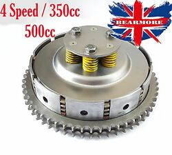 4 Speed Clutch Housing Assembly Complete For Royal Enfield Bullet No 144495