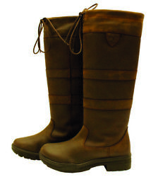 Horseware Ireland Country Boots Waterproof with Strong Rubber Sole Long