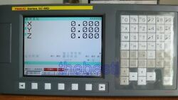1 Pc Used Fanuc 0i Mate-md A02b-0321-b500 In Good Condition