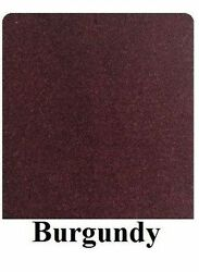 20 Oz Cutpile Marine Outdoor Bass Boat Carpet 1st Quality 8.5and039 X 20and039 Burgundy