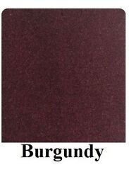 20 Oz Cutpile Marine Outdoor Bass Boat Carpet 1st Quality 6and039 X20and039 Burgundy
