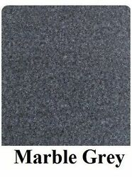 20 Oz Cutpile Marine Outdoor Bass Boat Carpet 1st Quality 6and039 X25and039 Marble Grey