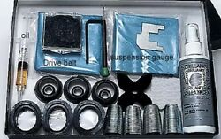 Oracle Turntable Maintenance-kit With New Suspension-springs/belt/oil/cleaner