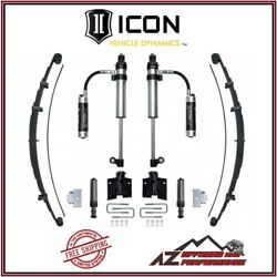 Icon Rxt Rear Suspension System Stage 2 For 05-21 Toyota Tacoma K53162
