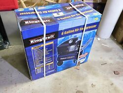 Air Compressor --- with accessories ---     NEW IN SEALED BOX