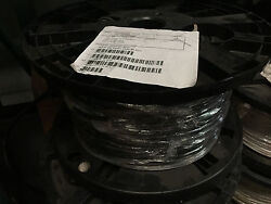 500ft Liberty Wire Cable Rg59-cctv-pl-blk Plenum Coaxial Black Cctv Video 20awg