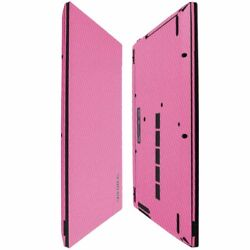 Skinomi Pink Carbon Fiber And Screen Protector For Toshiba Satellite C 15 2015
